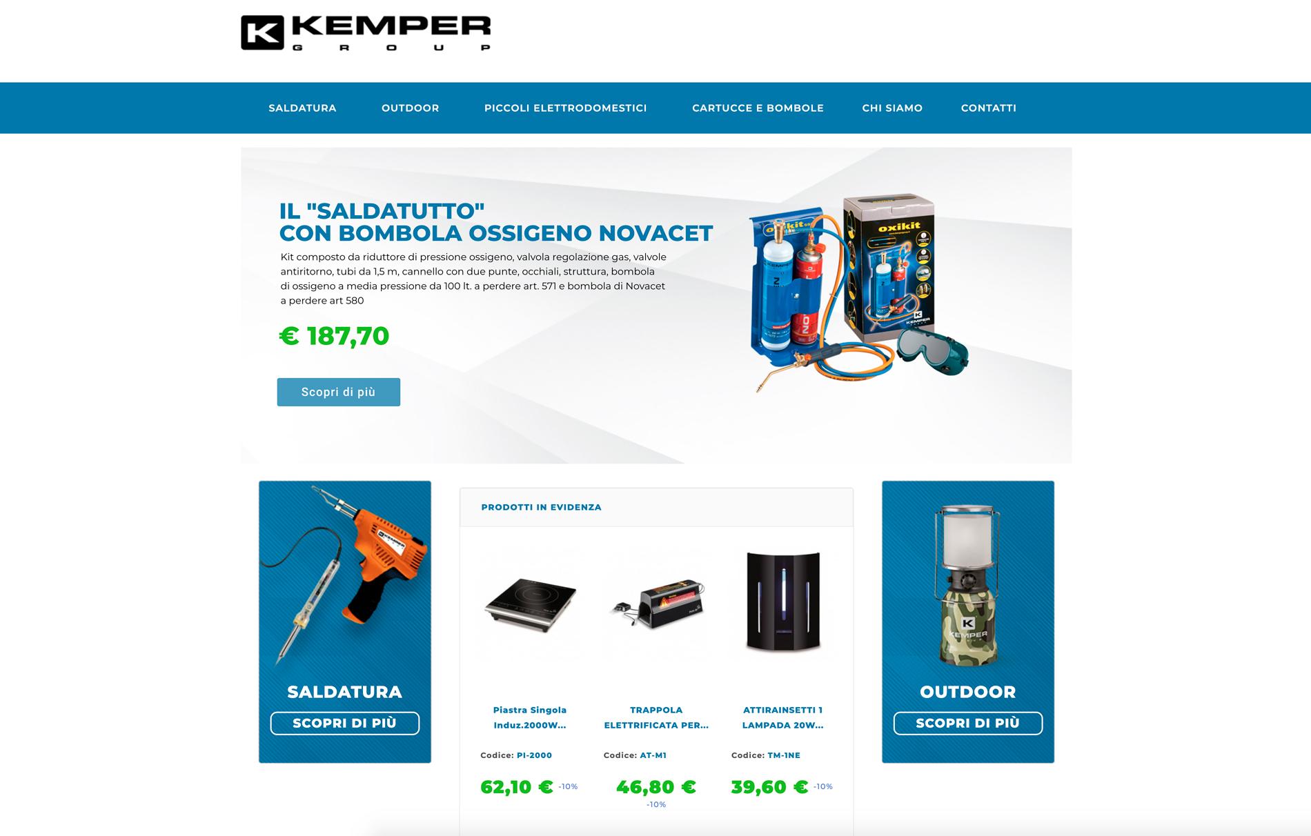 Kemper shop