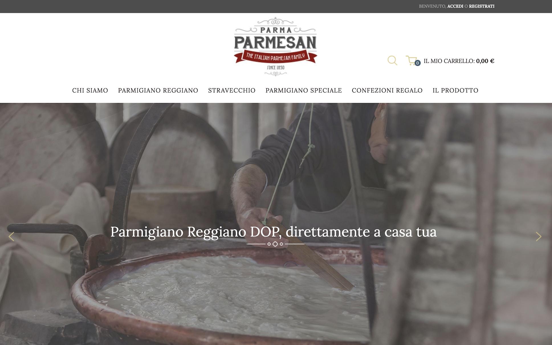 Parma Parmesan